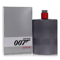 007 Quantum Cologne by James Bond, 4.2 oz Eau De Toilette Spray for Men