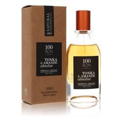 100 Bon Tonka & Amande Absolue Cologne by 100 Bon 1.7 oz Concentree De Parfum Spray (Unisex Refillable)