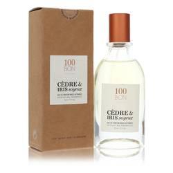 100 Bon Cedre & Iris Soyeux Cologne by 100 Bon 1.7 oz Eau De Parfum Spray (Unisex Refillable)