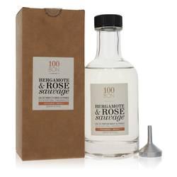 100 Bon Bergamote & Rose Sauvage Cologne by 100 Bon 6.7 oz Eau De Parfum Refill