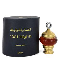1001 Nights Perfume by Ajmal 1 oz Concentrated Perfume Oil