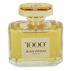 1000 Perfume by Jean Patou 2.5 oz Eau De Toilette Spray (unboxed)