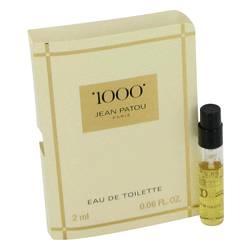 1000 Perfume by Jean Patou 0.06 oz Vial (sample)
