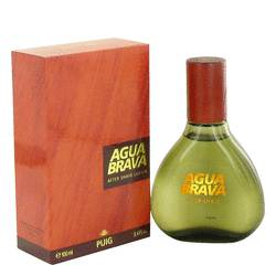 Agua Brava Cologne by Antonio Puig 3.4 oz After Shave