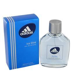 Adidas Ice Dive Cologne by Adidas, 1.7 oz Eau De Toilette Spray for Men