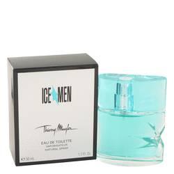 Ice Men Cologne by Thierry Mugler 1.7 oz Eau De Toilette Spray
