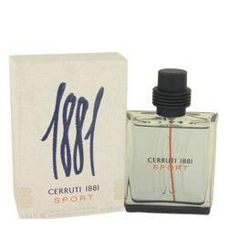 1881 Sport Cologne by Nino Cerruti 3.4 oz Eau De Toilette Spray
