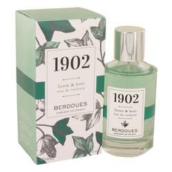 1902 Lierre & Bois by Berdoues – Eau De Toilette Spray 3.4 oz (100 ml) for Women