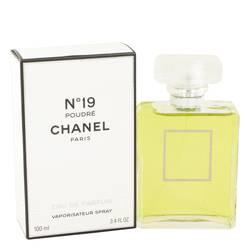 Chanel 19 Perfume by Chanel 3.3 oz Eau De Parfum Spray
