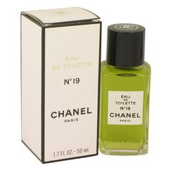 Chanel 19 Perfume by Chanel 1.7 oz Eau De Toilette