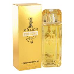 1 Million Cologne by Paco Rabanne – Eau De Toilette Spray 125 ml for Men