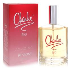 Charlie Red Perfume by Revlon 3.4 oz Eau Fraiche Spray