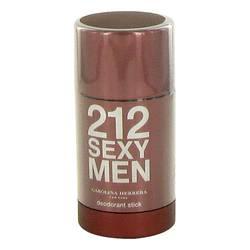 212 Sexy Cologne by Carolina Herrera 2.5 oz Deodorant Stick