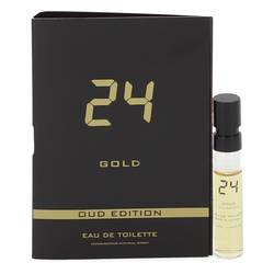 24 Gold Oud Edition by ScentStory – Vial (sample) 1 ml for Men