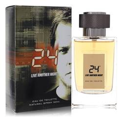 24 Live Another Night by ScentStory – Eau De Toilette Spray 1.7 oz (50 ml) for Men