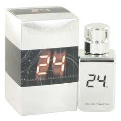 24 Platinum The Fragrance by ScentStory – Eau De Toilette Spray 1.0 oz (30 ml) for Men