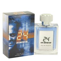 24 Live Another Day Cologne by ScentStory 3.4 oz Eau De Toilette Spray
