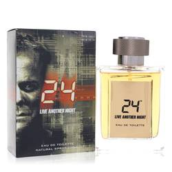 24 Live Another Night Cologne by ScentStory 3.4 oz Eau De Toilette Spray