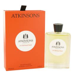 24 Old Bond Street Cologne by Atkinsons, 100 ml Eau De Cologne Spray for Men