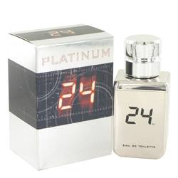 24 Platinum The Fragrance Cologne by ScentStory 1.7 oz Eau De Toilette Spray