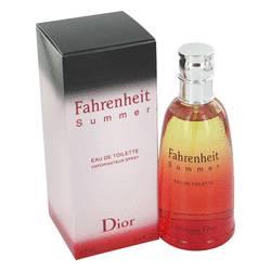 Fahrenheit Summer Fragrance