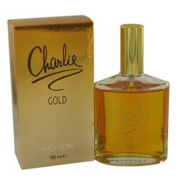 Charlie Gold Perfume by Revlon 3.4 oz Eau Fraiche Spray