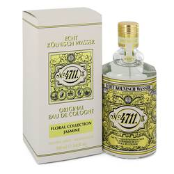 4711 Jasmine by 4711 – Eau De Cologne Spray (Unisex) 3.4 oz (100 ml)