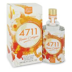 4711 Remix by 4711 – Eau De Cologne Spray (Unisex 2018) 3.4 oz (100 ml)
