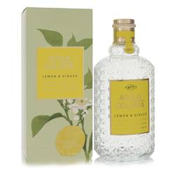 4711 Acqua Colonia Lemon & Ginger Perfume by Maurer & Wirtz 5.7 oz Eau De Cologne Spray (Unisex)
