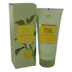 4711 Acqua Colonia Lemon & Ginger Perfume by Maurer & Wirtz 6.8 oz Body Lotion