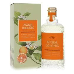 4711 Acqua Colonia Mandarine & Cardamom Perfume by Maurer & Wirtz 5.7 oz Eau De Cologne Spray (Unisex)