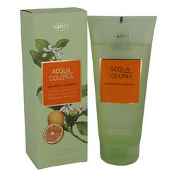 4711 Acqua Colonia Mandarine & Cardamom Perfume by Maurer & Wirtz 6.8 oz Shower gel