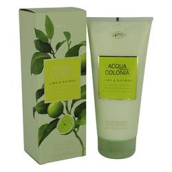 4711 Acqua Colonia Lime & Nutmeg Perfume by Maurer & Wirtz 6.8 oz Body Lotion