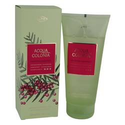 4711 Acqua Colonia Pink Pepper & Grapefruit Perfume by 4711 6.8 oz Shower Gel
