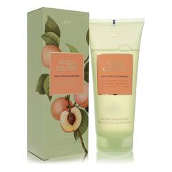 4711 Acqua Colonia White Peach & Coriander Perfume by 4711 6.8 oz Shower Gel