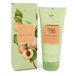 4711 Acqua Colonia White Peach & Coriander Perfume by 4711 6.8 oz Body Lotion