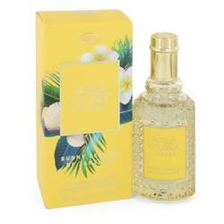 4711 Acqua Colonia Sunny Seaside Of Zanzibar Perfume by 4711 1.7 oz Eau De Cologne Intense Spray (Unisex)
