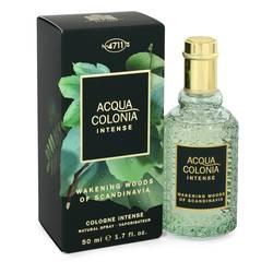 4711 Acqua Colonia Wakening Woods Of Scandinavia Perfume by 4711 1.7 oz Eau De Cologne Intense Spray (Unisex)