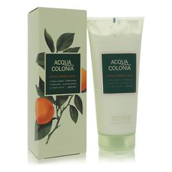 4711 Acqua Colonia Blood Orange & Basil Perfume by Maurer & Wirtz 6.8 oz Body Lotion