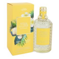 4711 Acqua Colonia Sunny Seaside Of Zanzibar Perfume by Maurer & Wirtz 5.7 oz Eau De Cologne Intense Spray (Unisex)