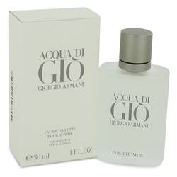 Acqua Di Gio by Giorgio Armani – Eau De Toilette Spray 1.0 oz (30 ml) for Men