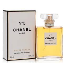 Chanel No. 5 Perfume by Chanel, 50 ml Eau De Parfum Spray for Women