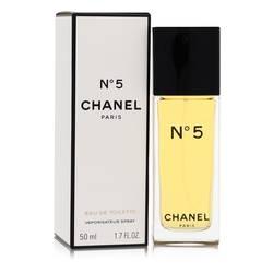 Chanel No. 5 Perfume by Chanel, 50 ml Eau De Toilette Spray for Women