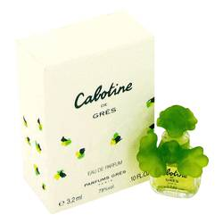 Cabotine Perfume by Parfums Gres 0.1 oz Mini EDP