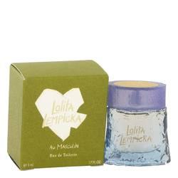Lolita Lempicka Mini by Lolita Lempicka, .17 oz Mini EDT for Men
