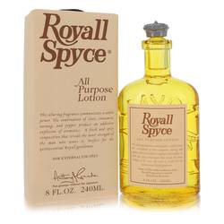 Royall Spyce Cologne by Royall Fragrances 8 oz All Purpose Lotion / Cologne