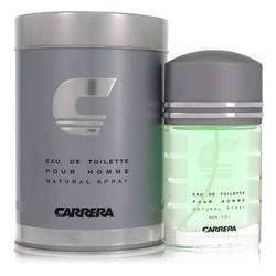 Carrera Cologne by Muelhens 1.7 oz Eau De Toilette Spray