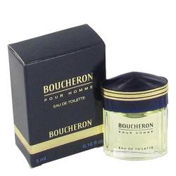Boucheron Mini by Boucheron, .15 oz Mini EDT for Men