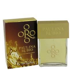 Oro Paulina Rubio