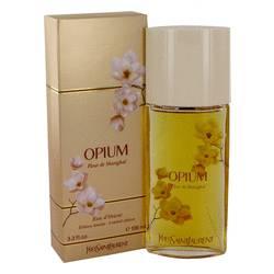 Opium Eau D'orient Fleur De Shanghai